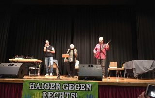 Esther Bejerano&Microphone-Mafia Konzertlesung Haiger 2017